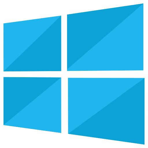 Interface, Logo, User, Windows Icon