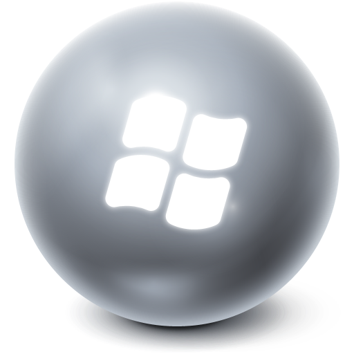 Bright Ball Windows Icons, Free Bright Ball Windows Icon Download