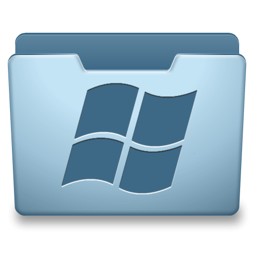 Ocean Blue Windows Icon
