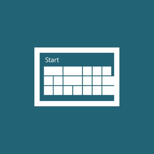 Screen, Start, Windows Icon