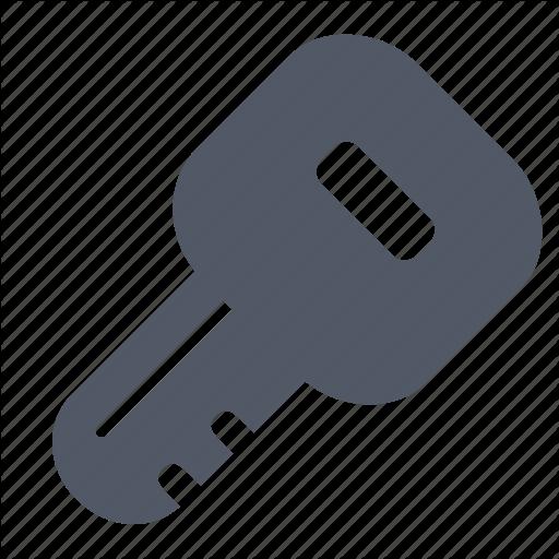 Lock Key Icon Images