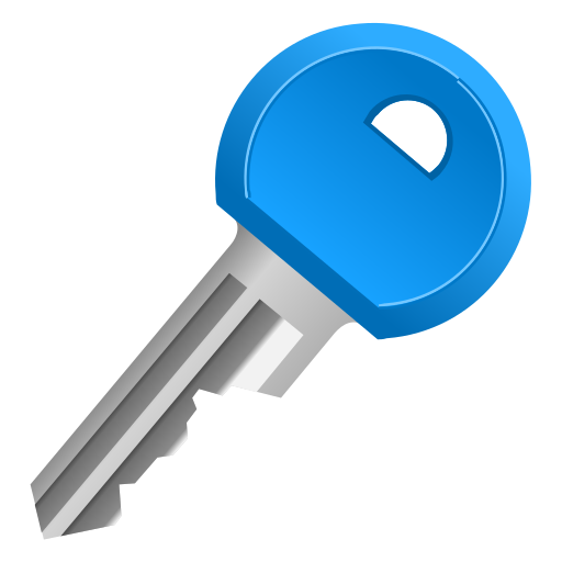 Key, Cylinder, Hd Icon Free Of Snipicons Hd