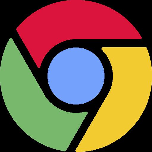 Browser, Windows, Logo, Google, Chrome Icon