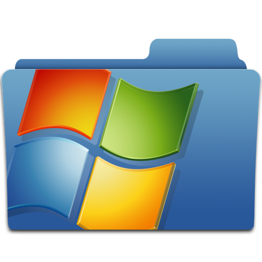 Microsoft Windows Folder Logo Hd Photo Png