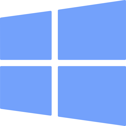 Windows, Logo, Brand, Operating System, Squares Icon