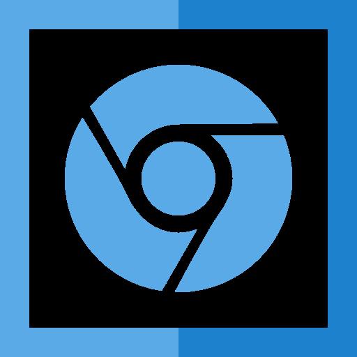 Windows, Logo, Chrome, Google, Browser Icon