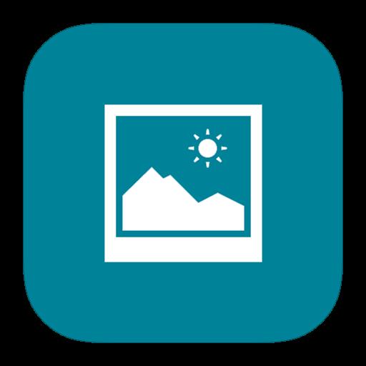 Photos, Windows, Metroui Icon