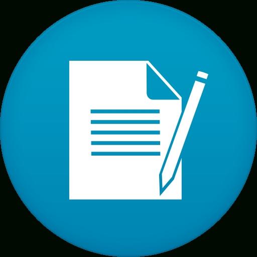 Microsoft Notepad Icon