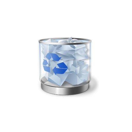 Recycle Bin Full Icon Free Download As Png And Formats