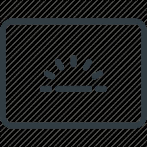 Brightness, Keyboard, Shortcut, Type, Up Icon