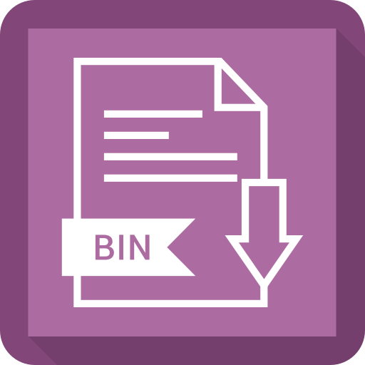 Bin, File, Type, Download Icon Free Of Format Vol Icons