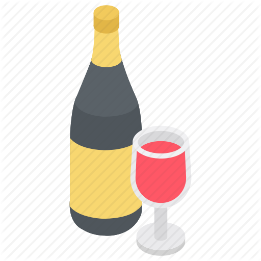 Alcohol, Bar, Beer, Wine, Wine Bottle Icon