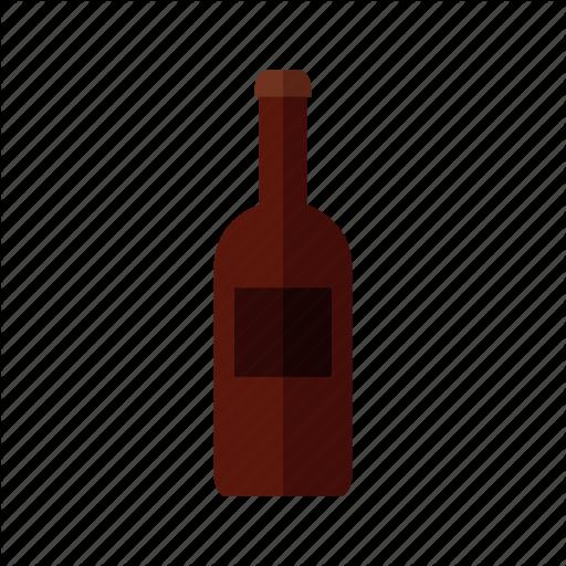 Alcohol, Bottle, Design, Drink, Party, Restaurant, Wine Bottle Icon