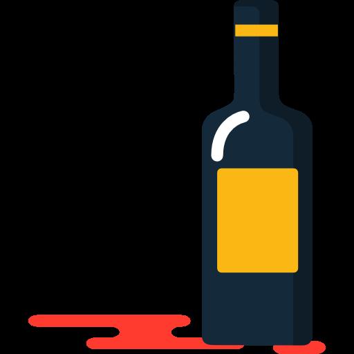 Bottle, Wine Bottle, Wine Icon