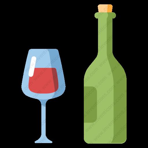 Download Wine Icon Inventicons