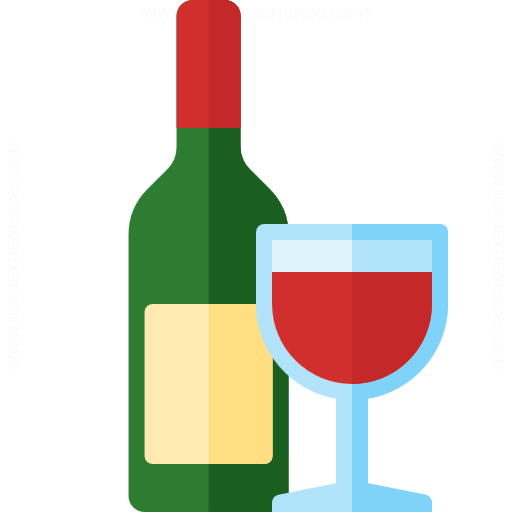 Iconexperience G Collection Wine Icon