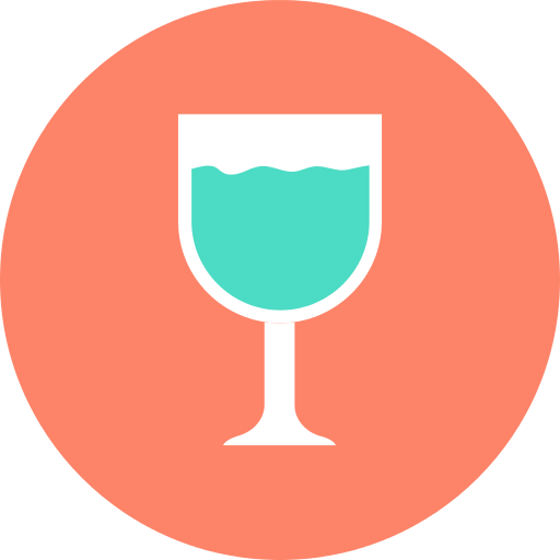 Wine Glass Wine Png Icon