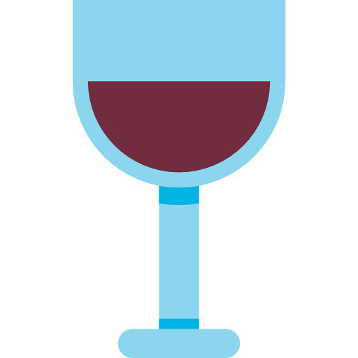 Drink, Wine, Glass, Wine Glass, Cup, Drinking, Food Icon