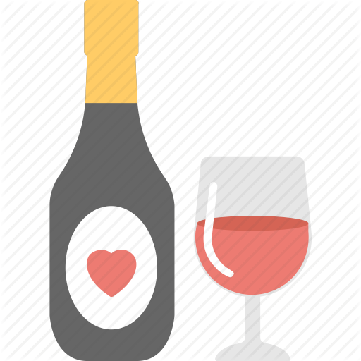 Alcohol, Beverage, Champagne, Drink, Wine Icon