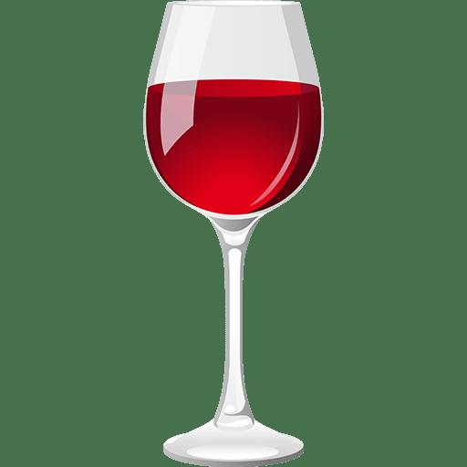 Cropped Icon Wine Glass Virgola Wine Oyster Bar