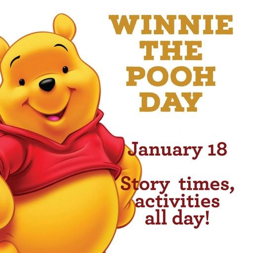 Winnie The Pooh Day Presented