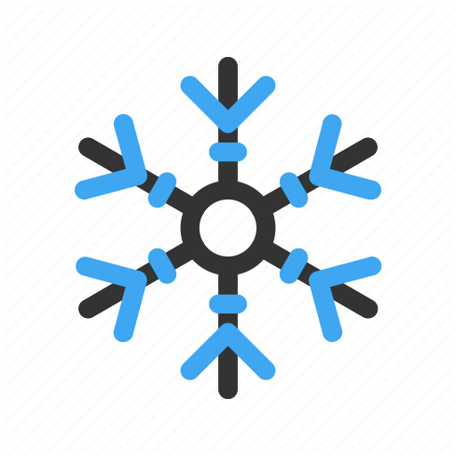Christmas, Frost, Ice, Seasons, Snow, Snowflake, Winter Icon