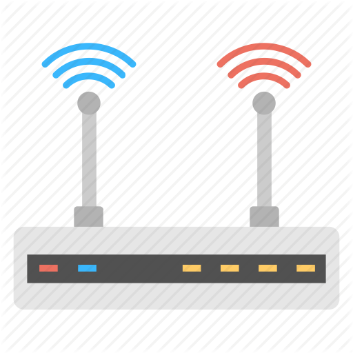 Internet Connection, Modem, Networking Device, Wifi Router