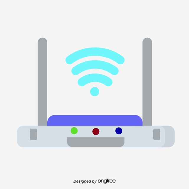 Router, Wifi, Cartoon Png And For Free Download