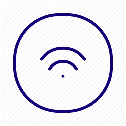 Home Network, Internet, Modem, Network, Wireless Connection Icon