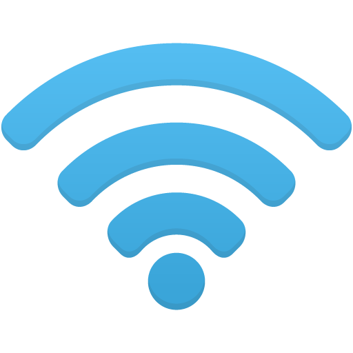 Wifi Icon Blue Png Image