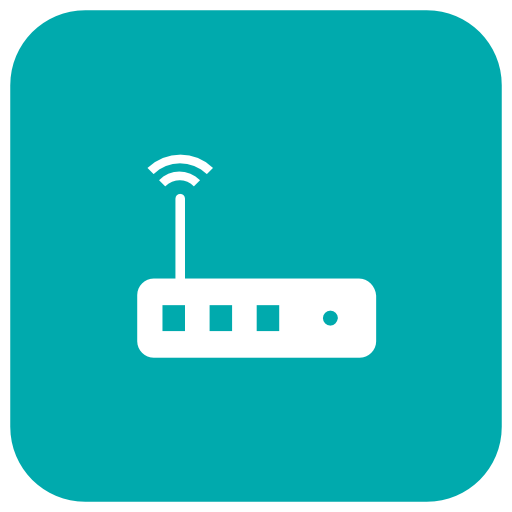 Communication, Router, Network, Internet, Wireless Icon Free