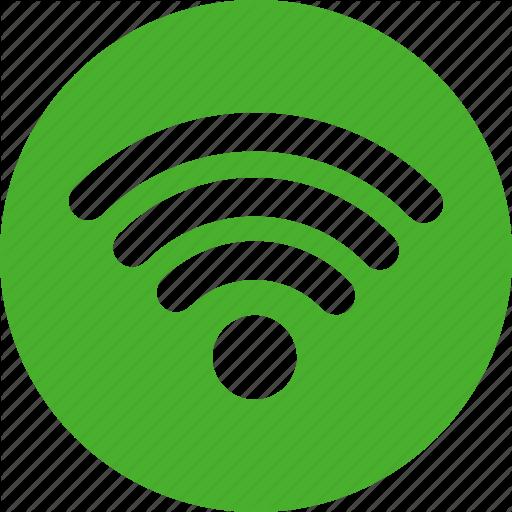 Green Wifi Logo