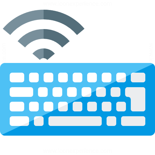 Iconexperience G Collection Keyboard Wireless Icon