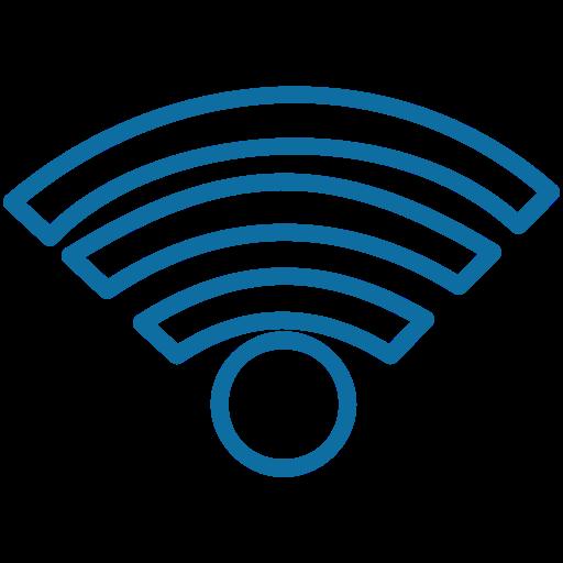 Signal, Wifi, Internet, Network, Wireless Icon