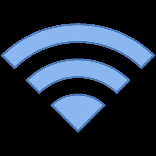 Wi, Fi, Wifi, Wireless, Signal, Conexion, Internet, Computer Icon