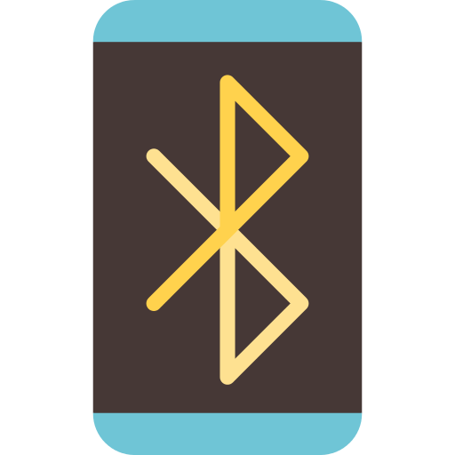 Wireless Connectivity Smartphone Png Icon