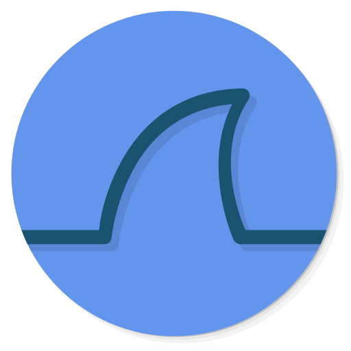 Wireshark Icon Free Of Super Flat Remix Apps