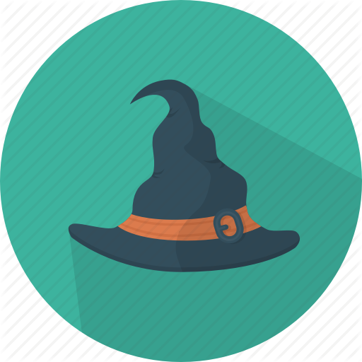 Cap, Fear, Halloween, Hat, Holiday, Scary, Witch Hat Icon