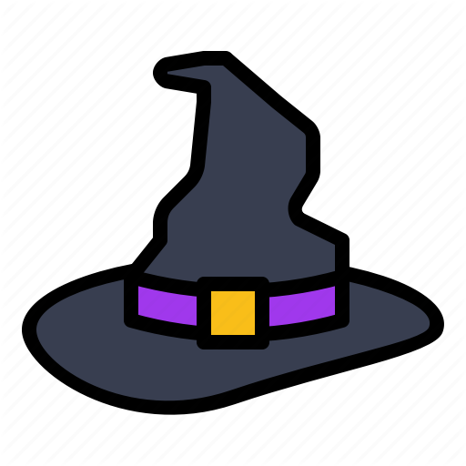 Costume, Fashion, Hat, Magic, Magiciam, Witch Hat, Wizard Icon