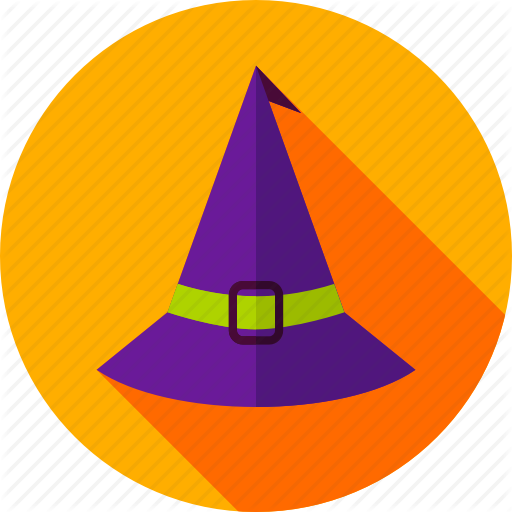 Costume, Halloween, Hat, Party, Scary, Witch, Witch Hat Icon
