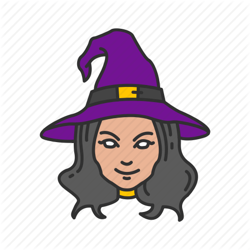 Halloween, Holidays, Horror, Scary, Spooky, Witch Icon