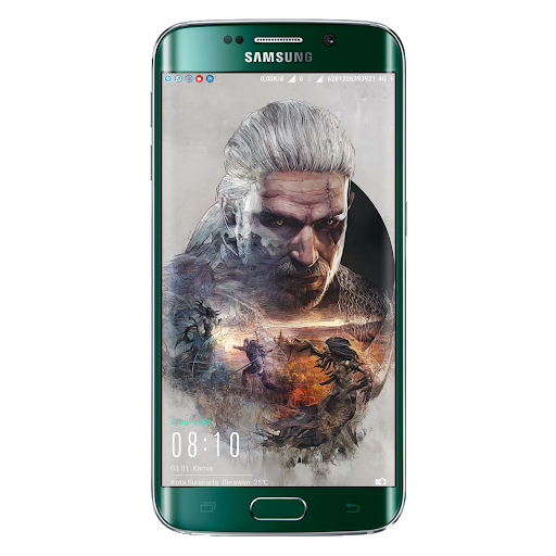 The Witcher Wallpaper Apk