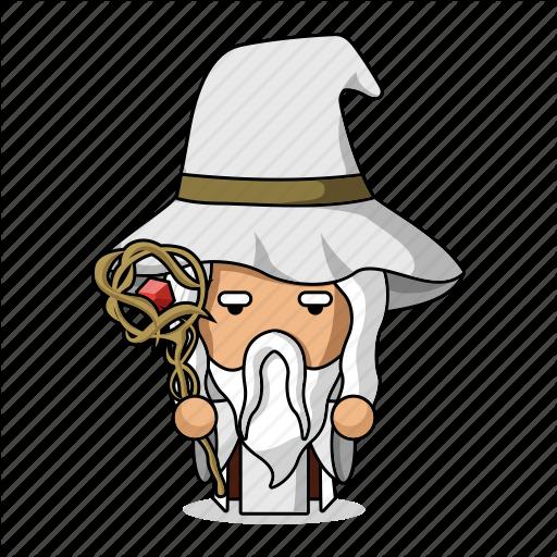 Wizard Vector Character Design Huge Freebie! Download