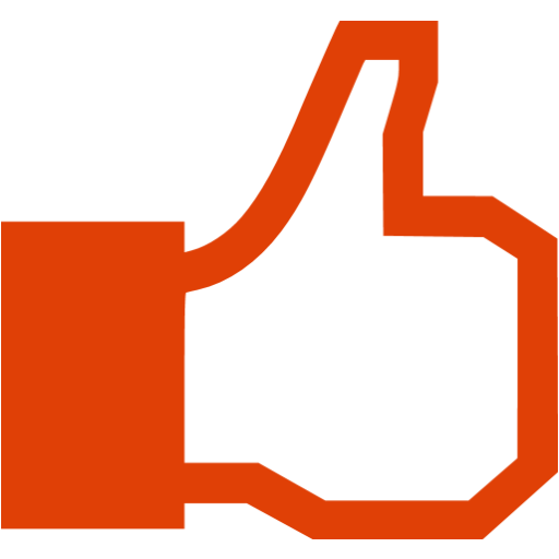 Red Facebook Icon Transparent Images