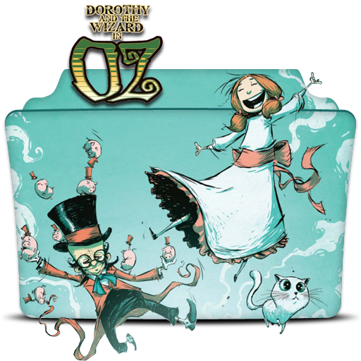 Dorothy And The Wizard In Oz Comics Folder