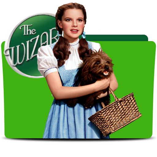 The Wizard Of Oz Folder Icon