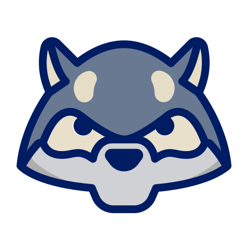 Character, Cute, Fierce, Wolf Icon Free Of Icontober