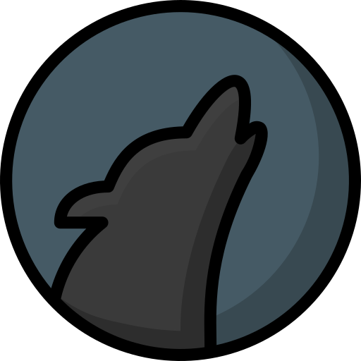 Harry, Potter, Sirius, Black, Wolf Icon Free Of Harry Potter