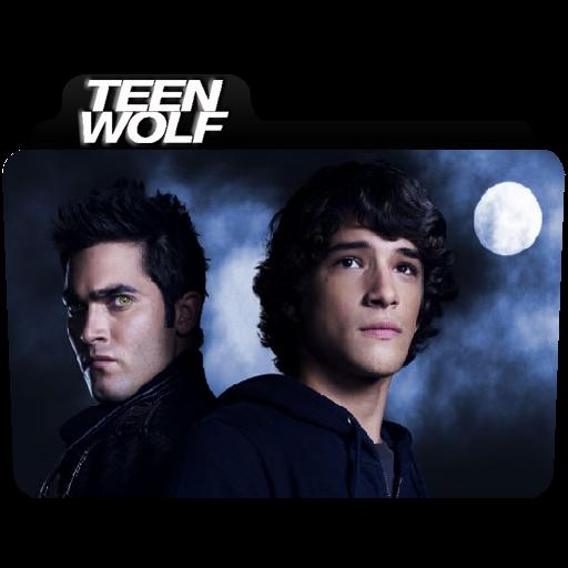 Teen Wolf Icon Folder