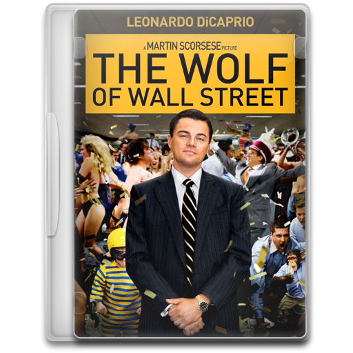 The Wolf Of Wall Street Icon Movie Mega Pack Iconset